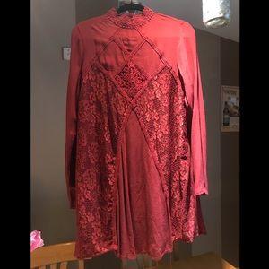 Xhilaration long sleeve dress